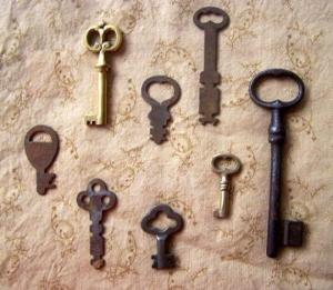 Who holds all the keys?